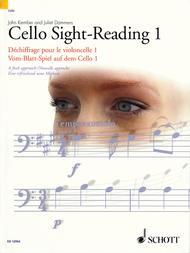 Cello Sight-Reading 1 Vol. 1