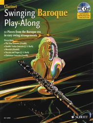 Swinging Baroque Play-Along for Clarinet