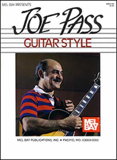 Joe Pass Guitar Style
