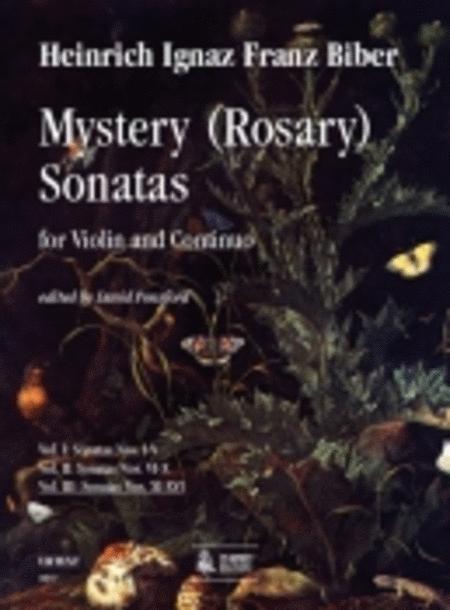 Mystery (Rosary) Sonatas