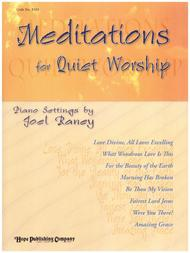 Meditations For Quiet Worship