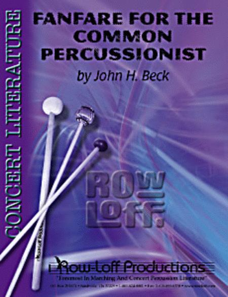 Fanfare for the Common Percussionist