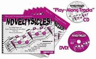 Noveltysicles - 8 Novelty Ensembles for 6 Young Percussionists