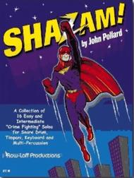 Shazam! Book and DVD