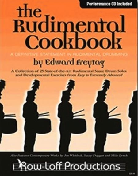 Rudimental Cookbook with CD
