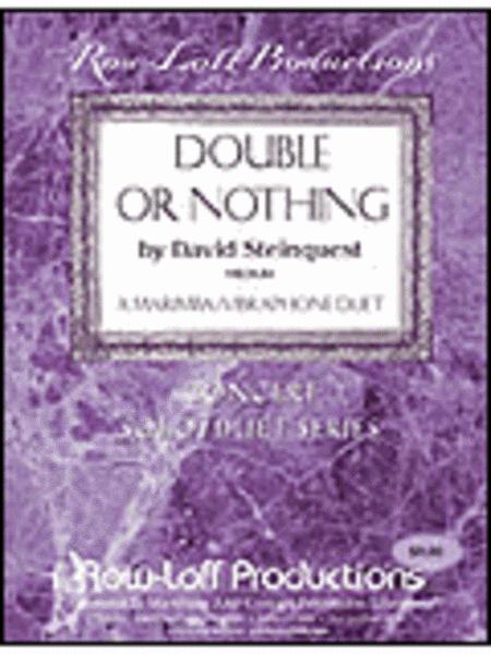 Double Or Nothing - Marimba/Vibe