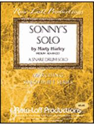 Sonny's Solo - Snare Drum