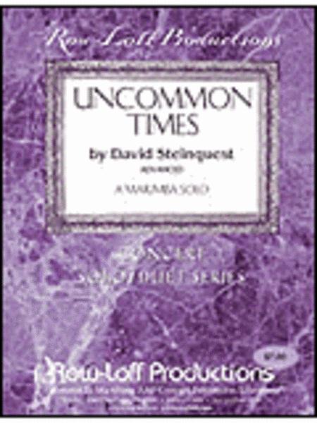 Uncommon Times - Marimba
