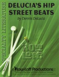 DeLucia's Hip Street Beats (with CD)