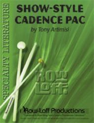 Show-Style Cadence Pac (with CD)