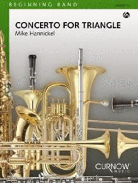 Concerto for Triangle and Band