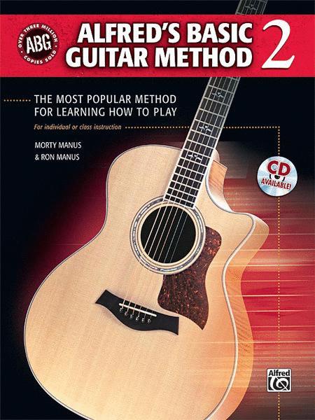 Alfred's Basic Guitar Method, Book 2