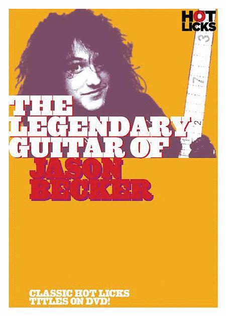 The Legendary Guitar of Jason Becker