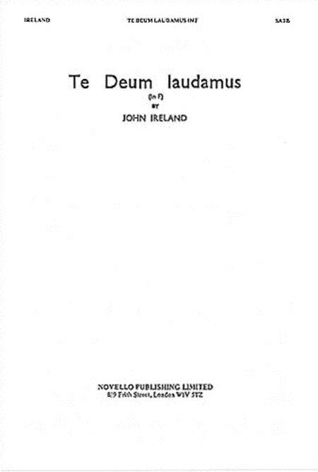 Te Deum Laudamus in F