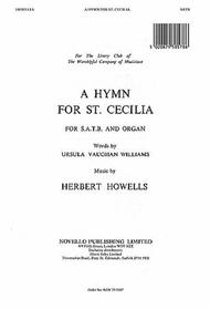 A Hymn for St. Cecilia