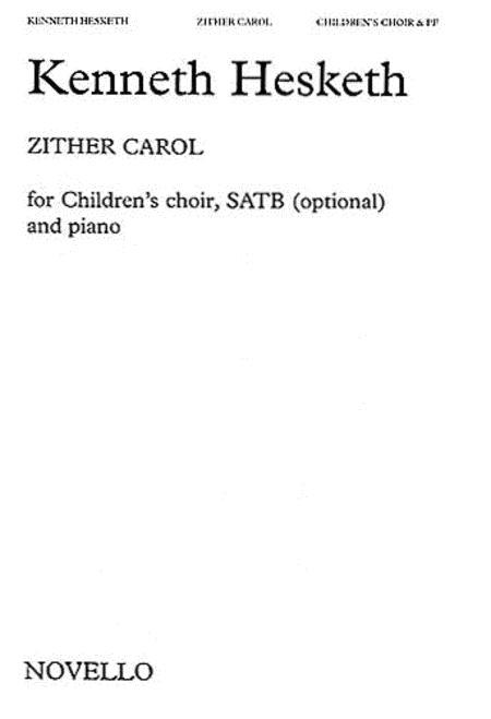 Zither Carol