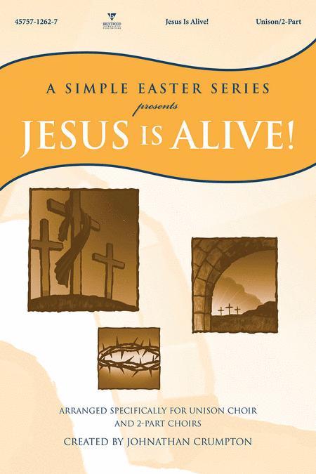 Jesus Is Alive (Split Track Accompaniment CD)