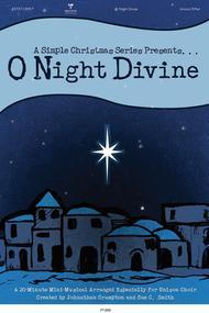 O Night Divine (Split Track Accompaniment CD)
