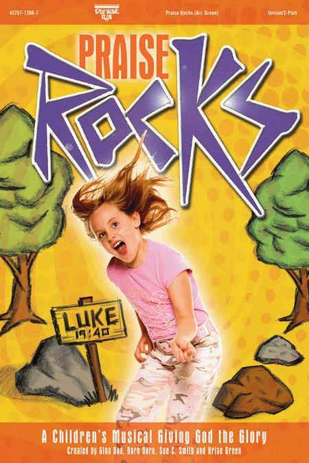 Praise Rocks! Movements (Demonstration DVD)
