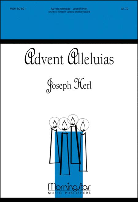 Advent Alleluias