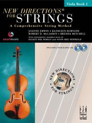 New Directions for Strings (Viola Book I)