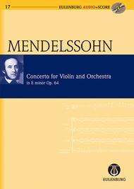 Concerto E minor op. 64