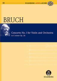 Concerto No. 1 G minor op. 26