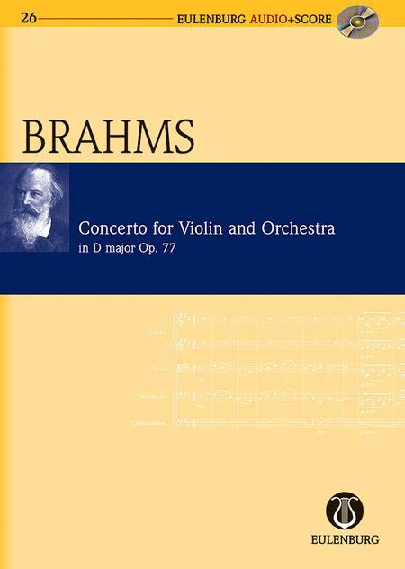 Concerto D Major Op. 77