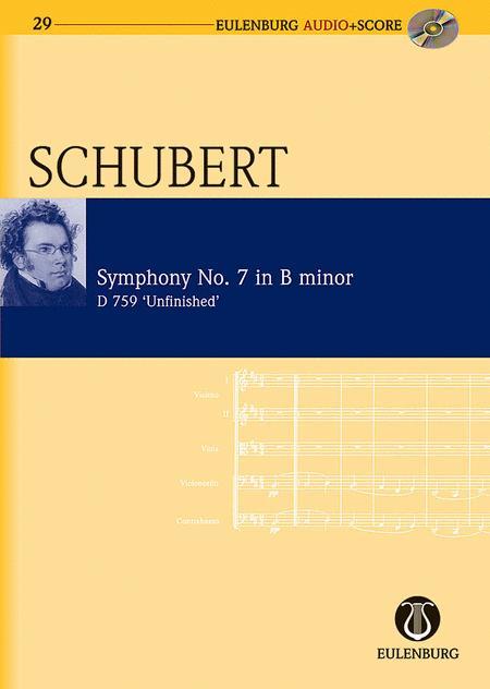 Symphony No. 7 B minor D 759