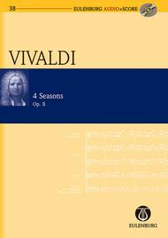 The Four Seasons op. 8 RV 269, 315, 293, 297
