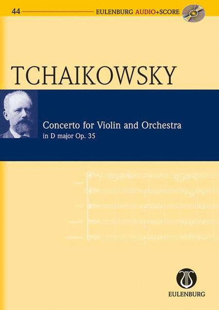 Concerto D major op. 35 CW 54