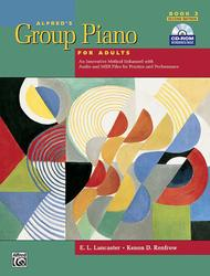 Alfred's Group Piano for Adults Student Book, Book 2