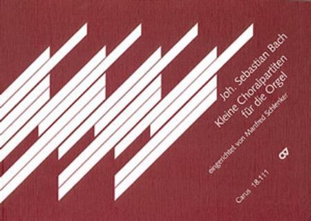 18 Little Chorale Partitas for Organ