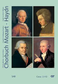 Chorbuch Mozart/Haydn II (geistliche Werke SAB)