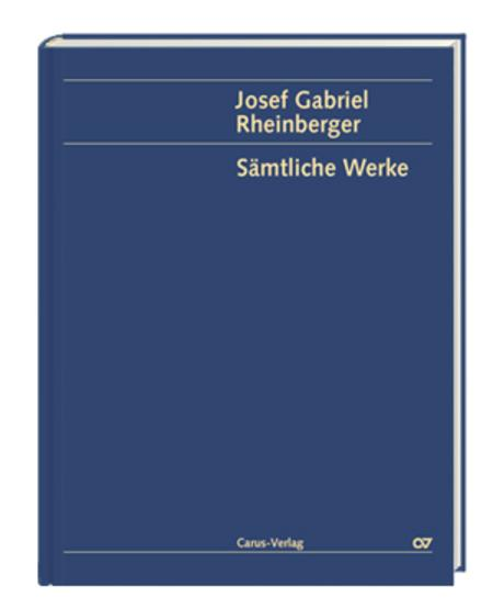 Geistliche Gesange I fur Solostimme bzw. Frauenchor mit Begleitung (GA, Bd. 6)