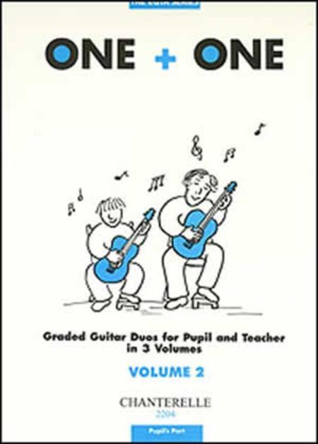 One + One Vol. 2 Pupil's Part Duos for Pupil & Teacher