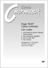 Vier Lieder (arr Gottwald)