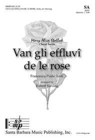 Van gli effluvi de le rose