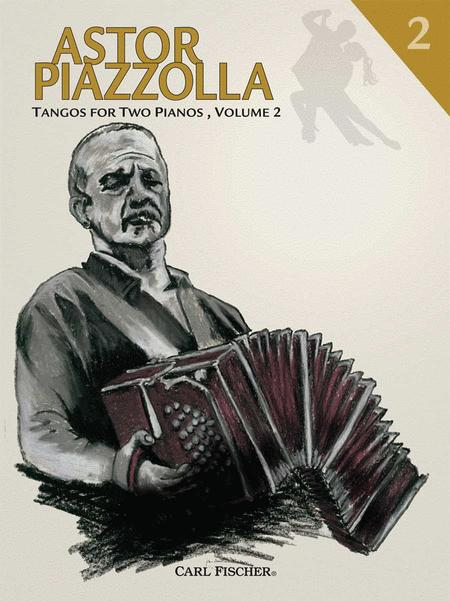Astor Piazzolla - Tango for 2 Pianos, Volume 2