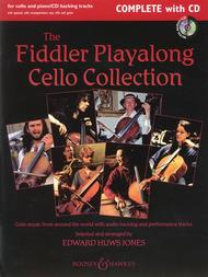The Fiddler Playalong Cello Collection