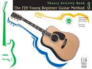 The FJH Young Beginner Guitar Method - Theory Activity Book 3