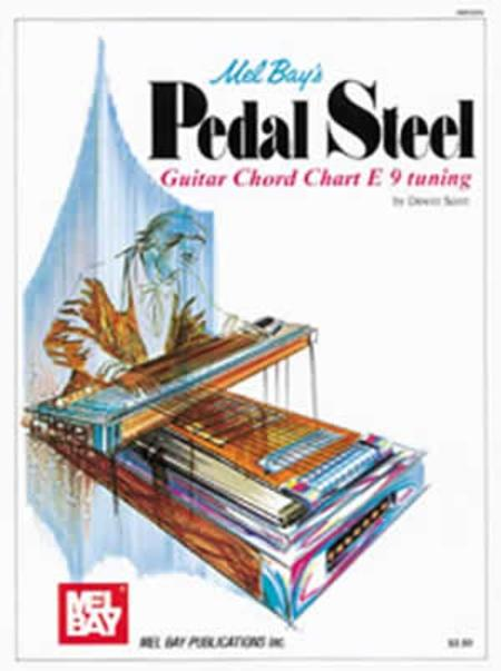 Pedal Steel Guitar Chord Chart E 9 tuning