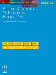 Sight Reading & Rhythm Every Day, Book 4B