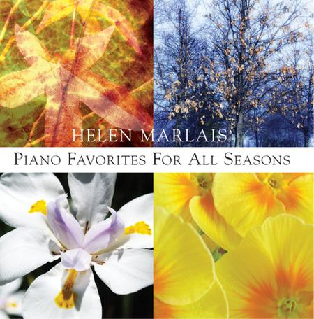 Helen Marlais' Piano Favorites For All Seasons