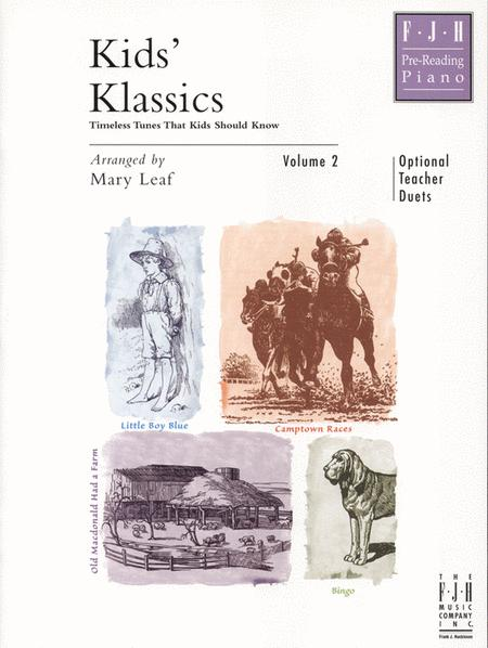 Kids' Klassics, Volume 2