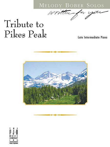 Tribute to Pikes Peak