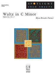 Waltz in C Minor, Op. 63, No. 1