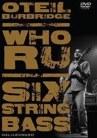 Oteil Burbridge - Who RU