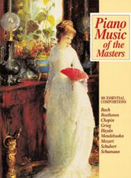 Piano Music of the Masters