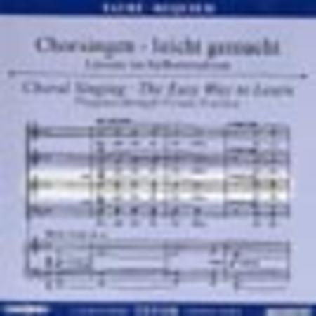 Requiem Opus 48 (Choral Tenor Part)